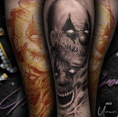 Celebrity Ink™ tattoo studios can be found across Australia, S/E Asia & soon in Europe. View our work, find the best tattoo shop nearby & book online. Horror Tattoos, Movie Tattoos, Awesome Tattoos, Cool Tattoos, Monster Tattoo, Ghost Tattoo, Free Hand Tattoo, Best Tattoo Shops, Horror Themes
