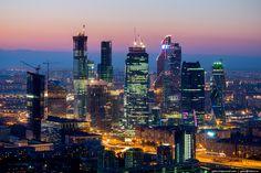 Gelio (Степанов Слава) - Moscow from above