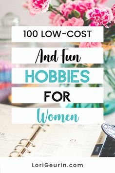 Looking for healthy ways to relieve stress and have fun? Here are 100 low-cost hobbies that are easy to do at home or outdoors. There's something for everyone even if you're short on time.     #hobbies #funhobbies #hobbiesforwomen #hobbiesformoms #hobbiesformen #lowcosthobbies #freehobbies Hobbies For Women, Hobbies To Try, Hobbies That Make Money, Diy Crafts And Hobbies, Crafts To Sell, Harvard Photography, Puzzle Board Games, Ways To Relieve Stress, Learn To Read