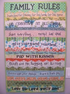 I have seen these around for awhile now and really want to make one for our house!! :)