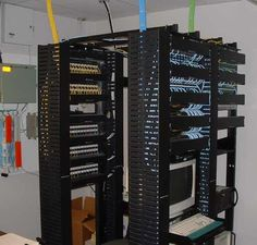 Organize your Server Room with Network Racks