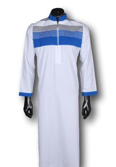Kufnees Design 4081 Colour White With Blue