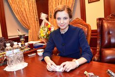 On March 11, the post Crimean prosecutor appointed 33-year-old Natalia Poklonskaya.