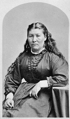 """Toby """"Winema"""" Riddle (1848–1920) was a Modoc woman who served as an interpreter in negotiations between the Native American Modoc tribe and the United States Army during the Modoc War (also called the Lava Beds War)."""
