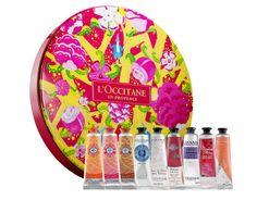 L'Occitane Hand Cream Soirée at Sephora $110. / Hand Cream Soirée de L'Occitane chez Sephora 110 $.