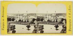 Charles Gerard | Vue generale de Constantinople, avec la mosquee de Suleiman, Charles Gerard, 1860 - 1880 |