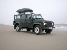 Berichte von Reisen mit dem Land Rover Defender - LandRover-Touren