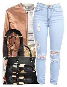 """Sorry I'm Posting A Lot"" by nasiaamiraaa ❤ liked on Polyvore featuring Acne Studios, ASOS, Forever New, Rolex, MICHAEL Michael Kors, Alessandra Rich and NanaOutfits"