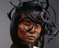 Peeling skin tutorial photoshop