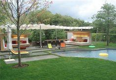 designer backyards big yards - Google Search