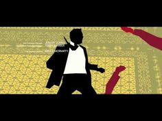 Around the one-minute mark, you can see James Bond in vector-style in a fight scene. We want to combine a simplistic vector-style with rotoscope animation.