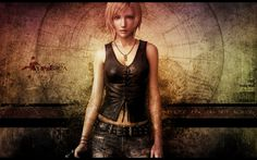 Fonds d'écran Jeux Vidéo Parasite Eve 3 Aya forever