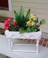dollhouse planter tutorial