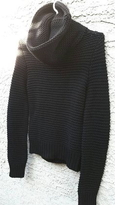 Check out this item in my Etsy shop https://www.etsy.com/listing/249684240/stylish-chunky-black-knit-victoria