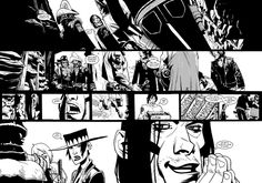 Dusty Star new pages 2-3 by Andrew-Robinson on DeviantArt