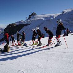 """Swiss Ski Team on Instagram: """"In der vergangenen Woche fand in Zermatt der erste nationale U16-Zusammenzug im Zuge der Strukturanpassungen im Nachwuchsbereich Ski Alpin…"""" Zermatt, Winter Sports, Mount Everest, Travel, Instagram, Train, Viajes, Winter Sport, Destinations"""
