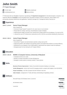 resume templates designed with career experts. Pick a simple, professional, basic, or creative resume template. Make your resume in no time. Simple Resume Format, Basic Resume, Simple Resume Template, Resume Design Template, Job Resume, Resume Tips, Cv Template, Creative Resume Templates, Templates Free