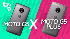Comparativo: Moto G5 e Moto G5 Plus - TecMundo