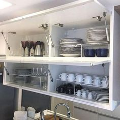 Creative Hidden Kitchen Storage Solutions Kitchen Decor The hidden kitchen storage cabinets can save you time and money in getting organized. These cabinets are smaller, but they can make an amazing differe. Kitchen Storage Hacks, Kitchen Cabinet Organization, Home Organization, Cabinet Ideas, Organizing Ideas, Kitchen Cabinets, Kitchen Islands, Kitchen Hacks, Kitchen Shelves