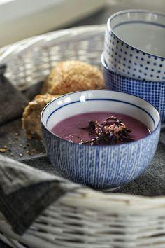 Rotkraut Creme Suppe