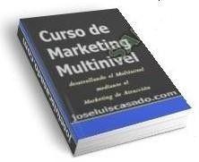 Curso de Marketing Multinivel para suscriptores de joseluiscasado.com