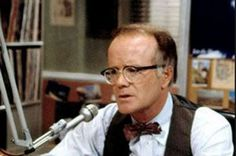 Then and Now: WKRP in Cincinnati - Answers.com-Richard Sanders-Les Nessman-retired 2006