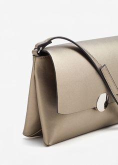 d4b0474225cec Appliqué cross-body bag - Woman