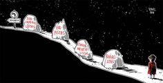 No meio do caminho certo sempre tem muita pedra | Humor Político