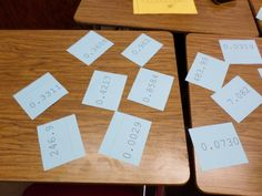 Math = Love: Normal Distribution Cards