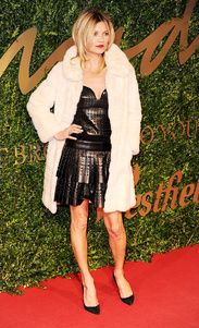 Kate Moss British Fashion Awards 2013