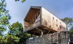 Surprenantes cabanes en bois | Mon Habitat Responsable | Scoop.it