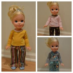 "Heartland Happy: 15"" Doll Clothes Tutorial & Pattern"