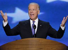 DNC TRANSCRIPT Vice President Joe Biden addresses the Democratic National Convention in Charlotte, N.C., on Thursday.