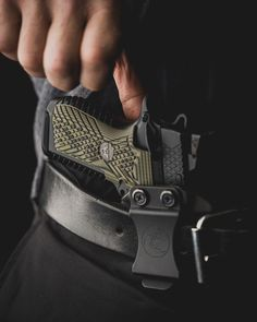 VZ G10 X-TAC grips for the Wilson Combat EDC X9 and X9L are now available Wilson Combat, Hand Guns, Edc, Firearms, Pistols, Every Day Carry