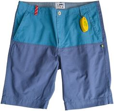 Katin 2-tone walkshorts with keychain floaty at Swell.com. Heart these!