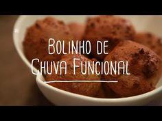Bolinho de chuva funcional | Receitas Saudáveis - Lucilia Diniz - YouTube