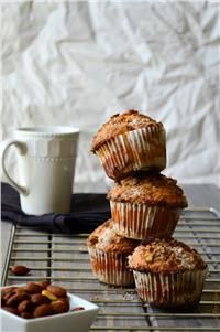Εύκολα γλυκά muffins με σταφίδες