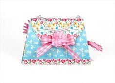 SALE Girls Princess purse brag book / premade by KBandFriends, $9.99