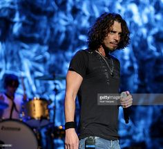 Chris Cornell performs at The Wiltern on May 3, 2009 in Los Angeles, California.
