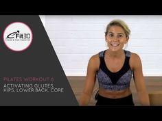 Pilates, Strengthening, Toning, Powerhouse, Stabilising, Core by Sophie - YouTube