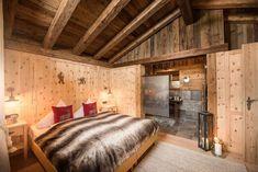 Een knusse wintervakantie in een Tiroolse berghut