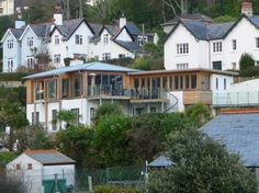 Beach house in Salcombe, Devon
