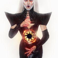 Y así se creó el Universo... #universo #chile #fame #art #dragmakeup #dragqueen #queen #drag #dragchile #chile #theswitch2 #follow4follow #transformista #transformistachile #magazine #puertorico #photography #magic #likeforlike