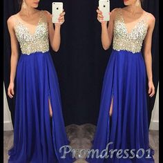 I'm thinking about maybe this being my prom dress?