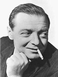 Peter Lorre mostly played sinister characters but also starred in a series of Mr. Moto movies.  In 1951, the rail-thin actor gained 100 pounds from a mysterious illness.  He never regained his health and looks sickly in his later roles.