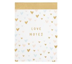 With 120 gorgeously designed sheets, this bold and stylish Printed Notepad is perfect for writing love letters as well as for your everyday notes and ideas. You can even use the pages in your planner or craft projects as a decoration tool.