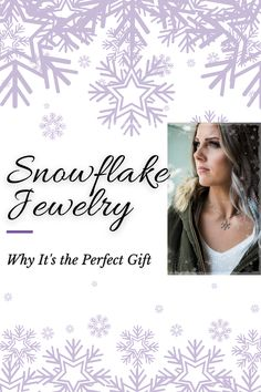 The unique symbolism of snowflake jewelry is a surefire way to give a gift that they'll remember and cherish for a lifetime. Snowflake Jewelry, Surefire, Thoughtful Gifts, Snowflakes, Symbols, Jewels, Unique, Snow Flakes, Jewerly
