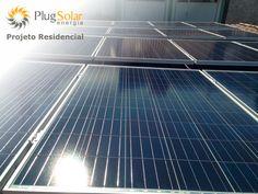 Sistema solar fotovoltaico#sistemasolarfotovoltaico #plugsolar