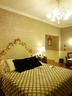 """Camera di """"Grand Hotel Majestic Gia Baglioni"""", Bologna Italia (Marzo)"""