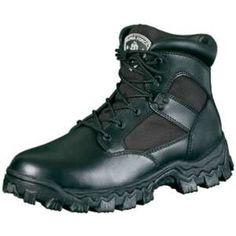 Men's Rocky AlphaForce 6 inch Waterproof Boot with steel toe Model 6167